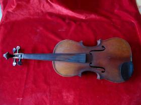 五十年代手工小提琴