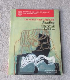 Cambridge First Certificate Reading Students book (Cambridge First Certificate Skills)