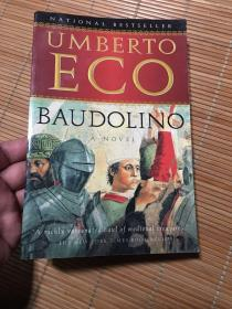 UMBERTO ECO BAUDOLINO(32开)