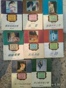 世界当代中短篇小说精选(全8册)