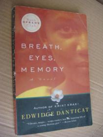 Breath, Eyes, Memory 英文原版大32开