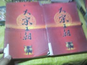 大宋王朝(2、4)两本合售