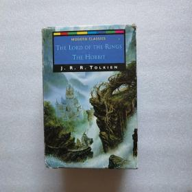 THE LORD OF THE RINGS THE HOBBIT(英文原版 全4册盒装)