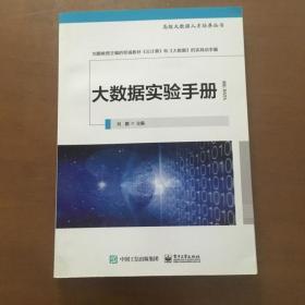 大数据实验手册 刘鹏 电子工业出版社(正版)