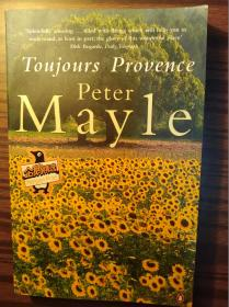 peter   mayie  toujours  provence-----                   (大32开)《122》