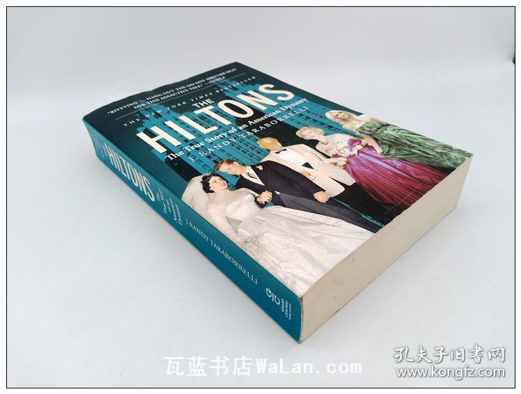 希尔顿家族 Hiltons: The True Story Of An American Dynasty