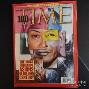 time时代杂志时代周刊1999年23-30
