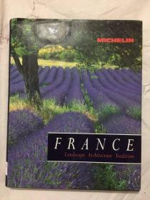 MICHELIN FRANCE: Landscape Architecture Tradition (法国米其林:景观建筑传统)
