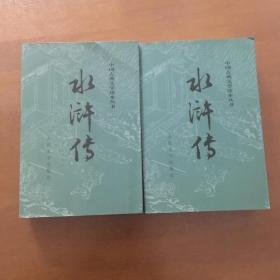 水浒传(上下册)[明]施耐庵  著 人民文学出版社