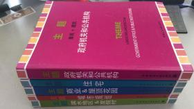 主题—城市规划、政府机关和公共机构、滨水地区&度假村、住宅、商业&屋顶花园(5册)