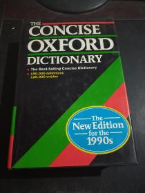 THE CONCISE OXFORD DICTIONARY【精装】
