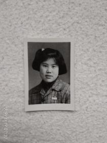 黑白照片(单人照A)