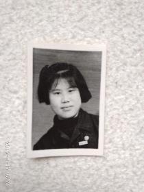 黑白照片(单人照B)
