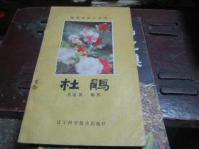 盆栽花卉小丛书:杜鹃
