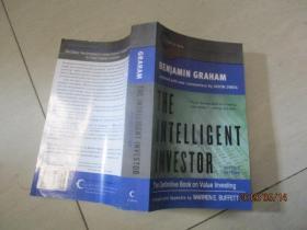 THE INTELLIGENT INVESTOR聪明的投资者《英文原版  》  小32开书籍处