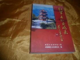 岷县文史资料第八辑 红军长征在岷县
