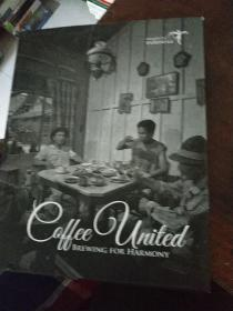 COFFEE UNITED  BREWING  FOR  HARMONY