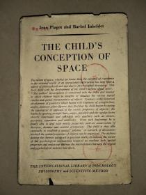 THE CHILD'SCONCEPTION OFSPACE