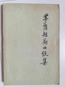 茅盾短篇小说集(上)