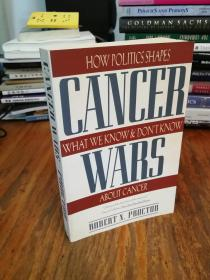 Cancer Wars: How Politics Shapes What We Know And Dont Know About Cancer