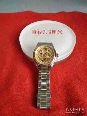 老手表,准时