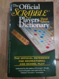 The Official SCRABBLE Players Dictionary (3rd Edition)