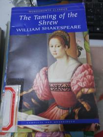 (正版图书)Taming of the Shrew (Wordsworth Classics) 驯悍记9781853260797