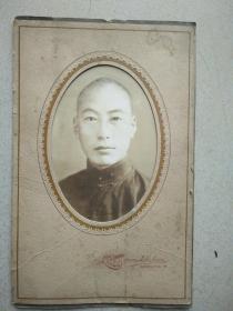 民国哈尔滨美华照像照片22/14