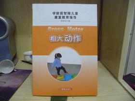 学龄前智障儿童康复教育指导《粗大动作》含光盘