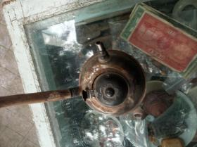潮汕茶具,老煮水壶