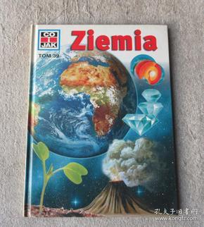 Co i jak Tom 39 Ziemia(波兰语原版)