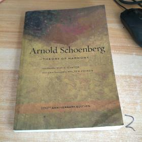 ArnoId Schoenberg THEORY OF HALTER