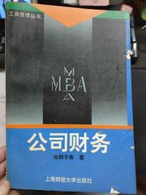工商管理丛书《公司财务》