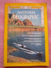 NATIONAL GEOGRAPHIC  美国国家地理(杂志)1967年第1期