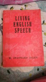 LIVING ENGLISH SPEECH