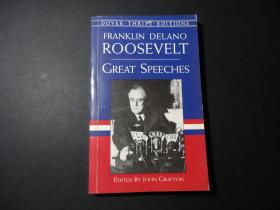 Franklin Delano Roosevelt Great Speeches