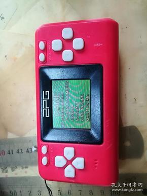 小型电子游戏机