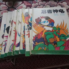 忍者神龟(10本)