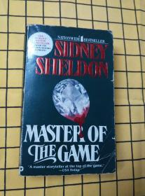 MASTER OF THE GAME(英文原版,游戏大师)