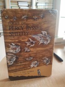 Poems of Percy Bysshe Shelley