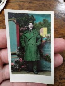 建国前后――解放军彩色照片