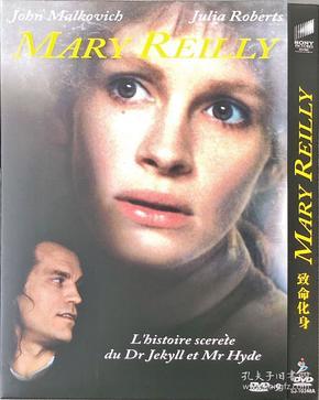 致命化身(1996)惊悚/恐怖/奇幻 朱莉亚.罗伯茨/约翰.马尔科维奇作品 SJ电影DVD-9