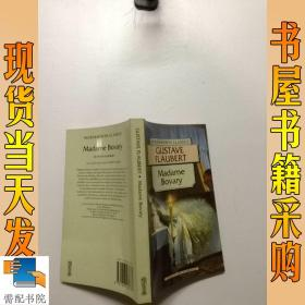 Madame Bovary(Wordsworth Classics)包法利夫人
