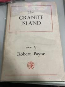 西南联大教授白英签赠抗战诗集《花岗岩岛》