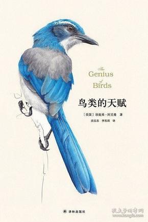 """新书--""""天际线""""丛书:鸟类的天赋 (精装)"""