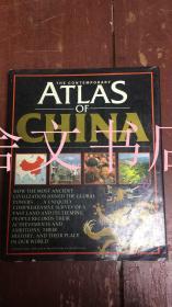 THE CONTEMPORARY ATLAS OF CHINA 鑻辨枃鐗� 绮捐