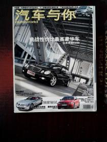 汽车与你 2007.9