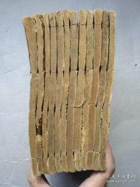 民国国学扶轮社《古今说部丛书》12册,全是古代笔记小说!