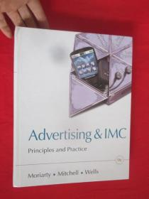 Advertising & IMC: Principles and Practice  (硬精装)【详见图】