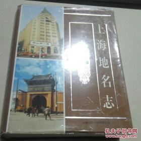 上海地名志(上海地方志类)16开精装